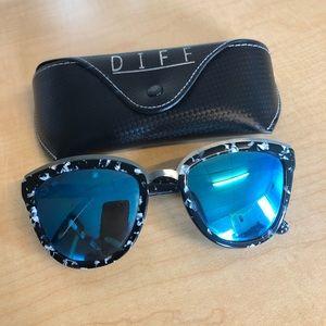 "Diff Eyewear ""Rose"" Sunglasses"